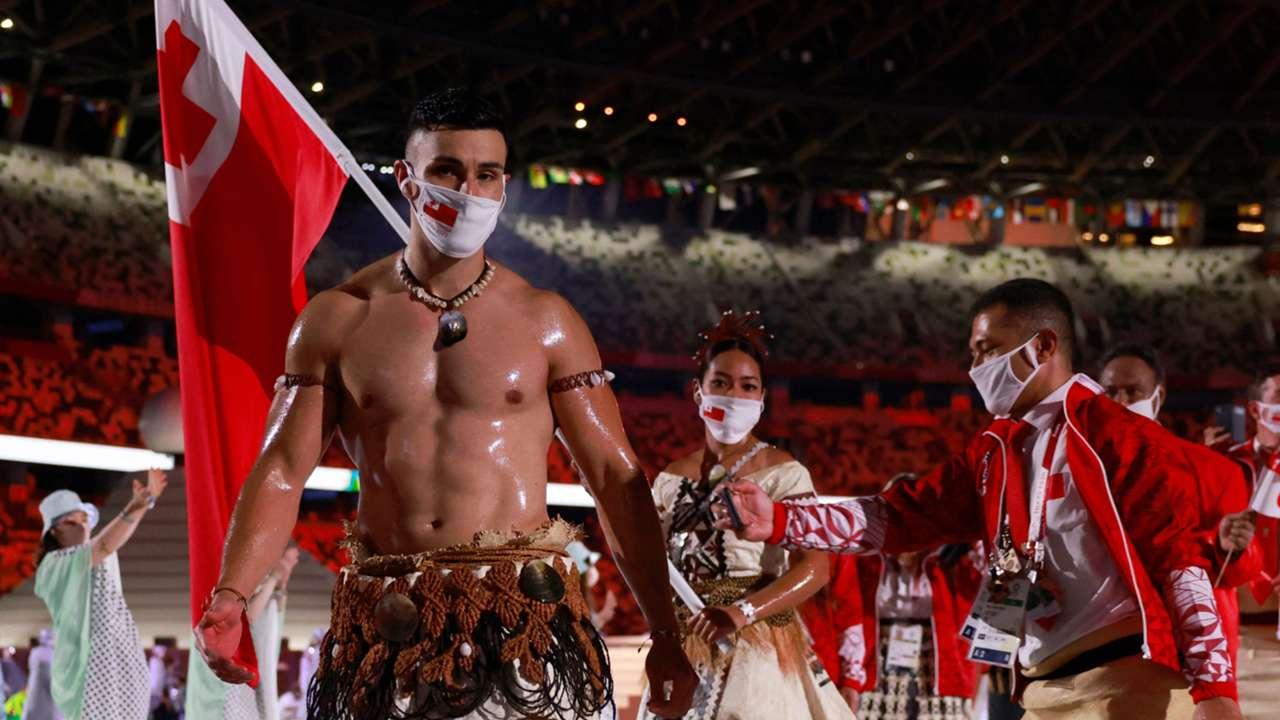 Tonga Olympics