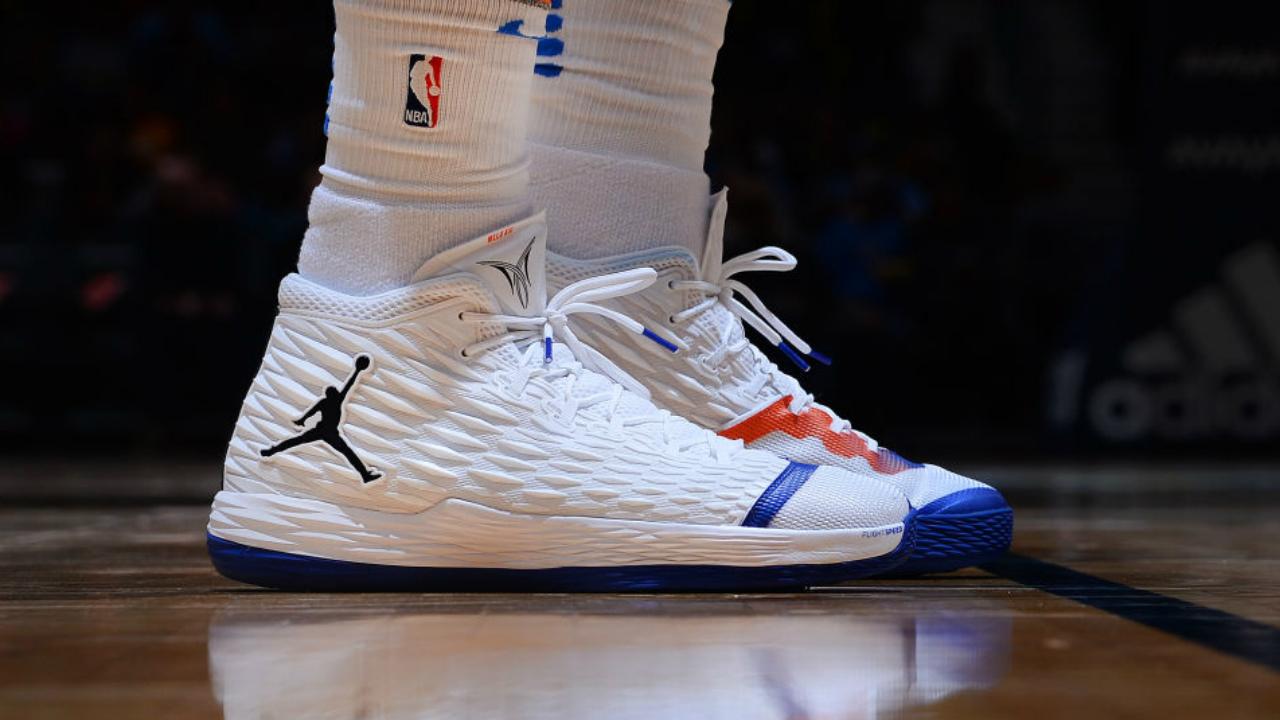 Carmelo Anthony calls Jordan Brand
