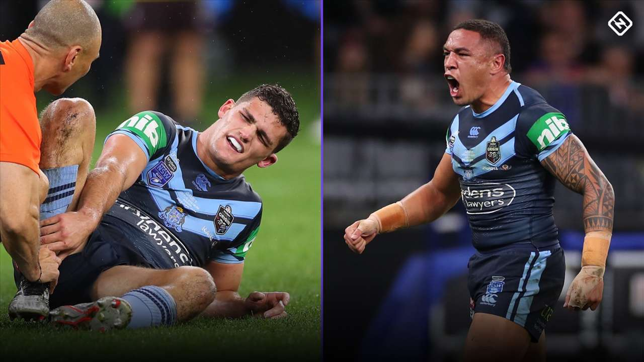 Nathan Cleary Tyson Frizell