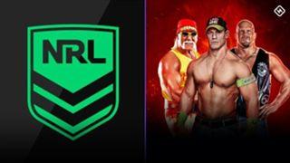 NRL WWE split