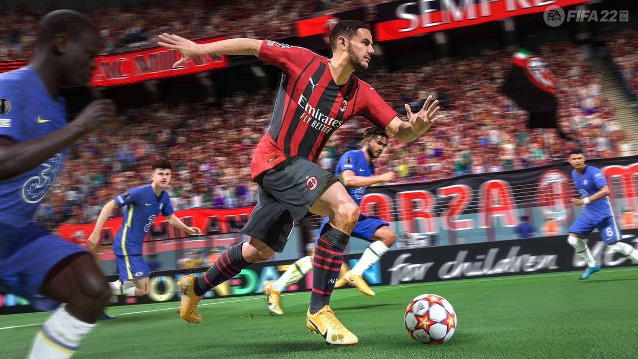 Theo Hernandez FIFA 22