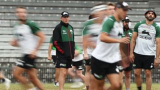 South Sydney Rabbitohs training