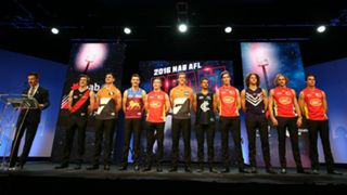 #Top 10 AFL Draft