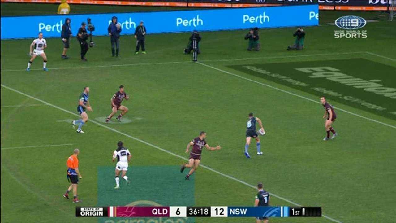 Game clock state of origin