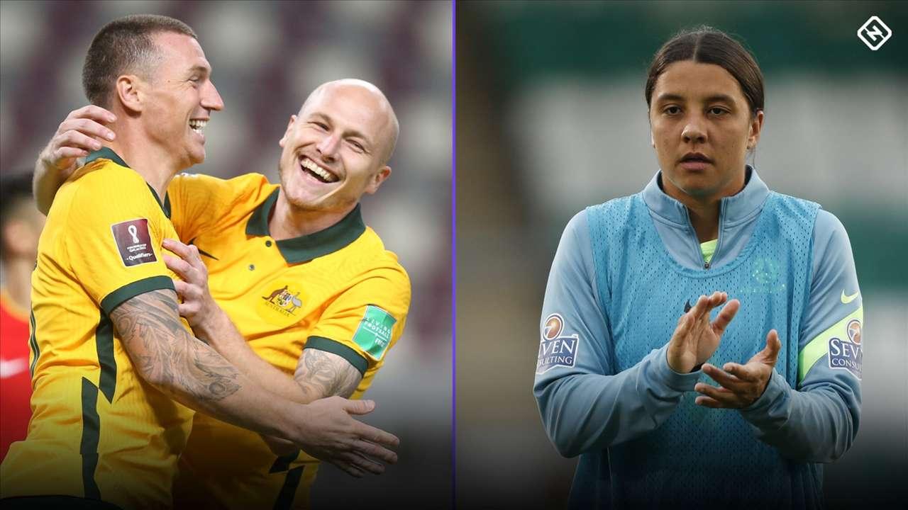 Socceroos/Matildas