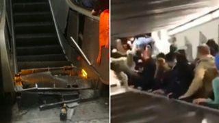CKSA escalator collapse