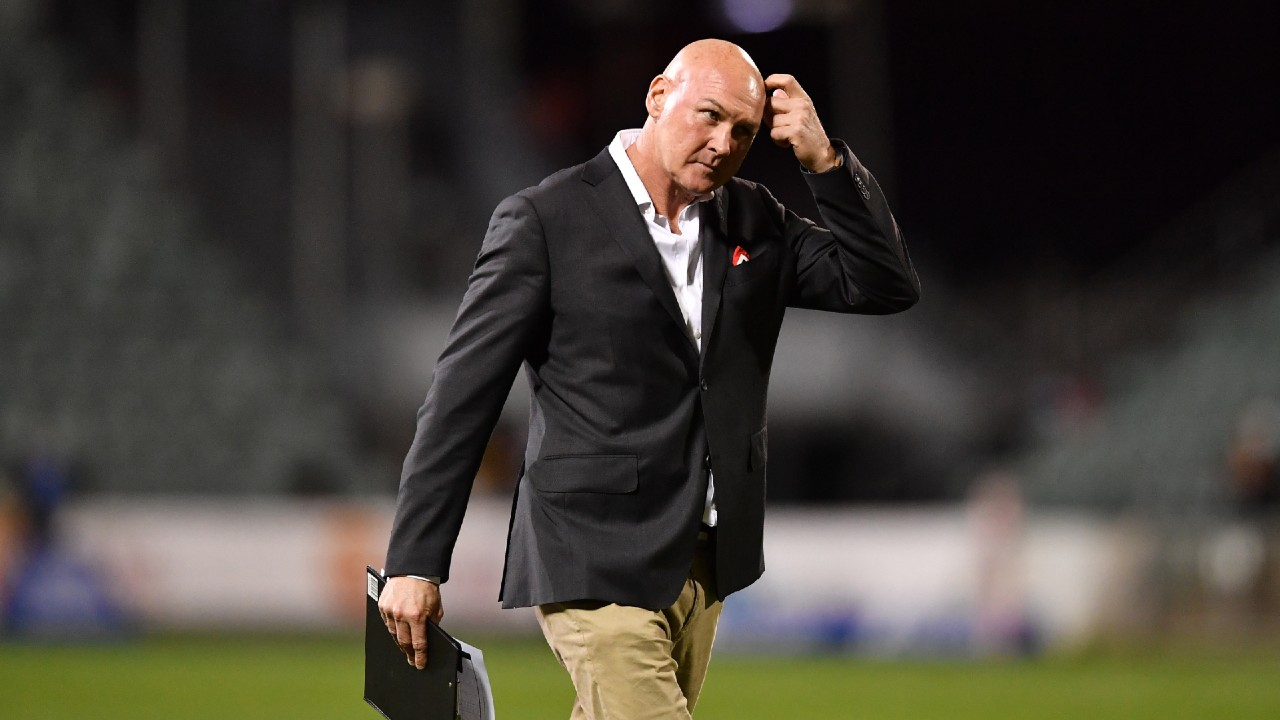 Dragons coach Paul McGregor reportedly set to be sacked at next Tuesday's board meeting