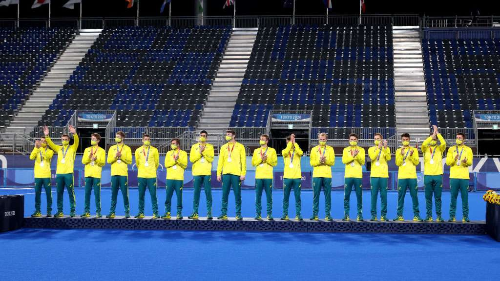 Australia men's hockey
