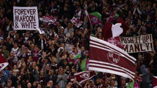 Manly fans
