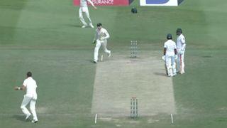 Azhar Ali run out