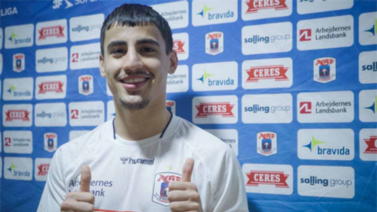 Daniel Arzani AGF