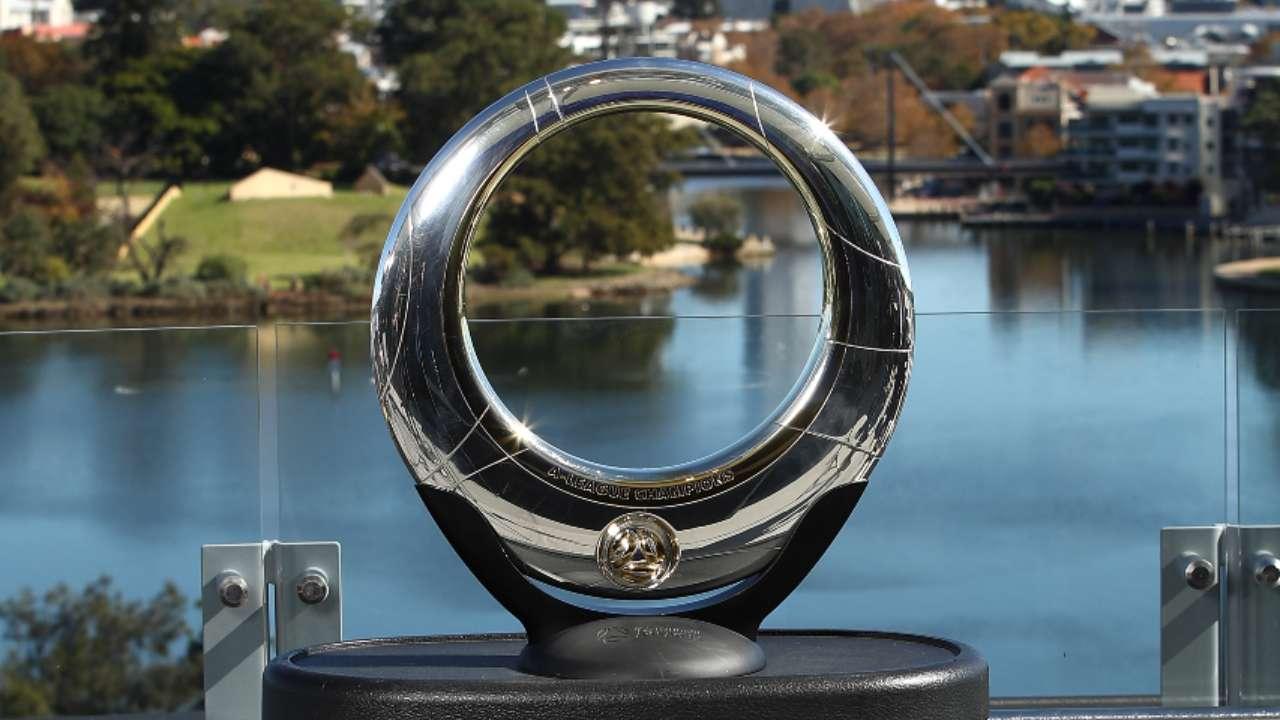 A-League trophy