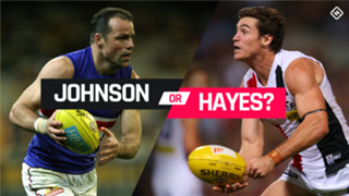 Johnson v Hayes pick 11