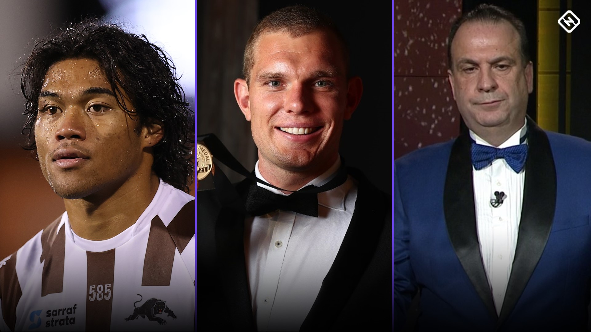 Dally M 2021: The major talking points from rugby league awards ceremony