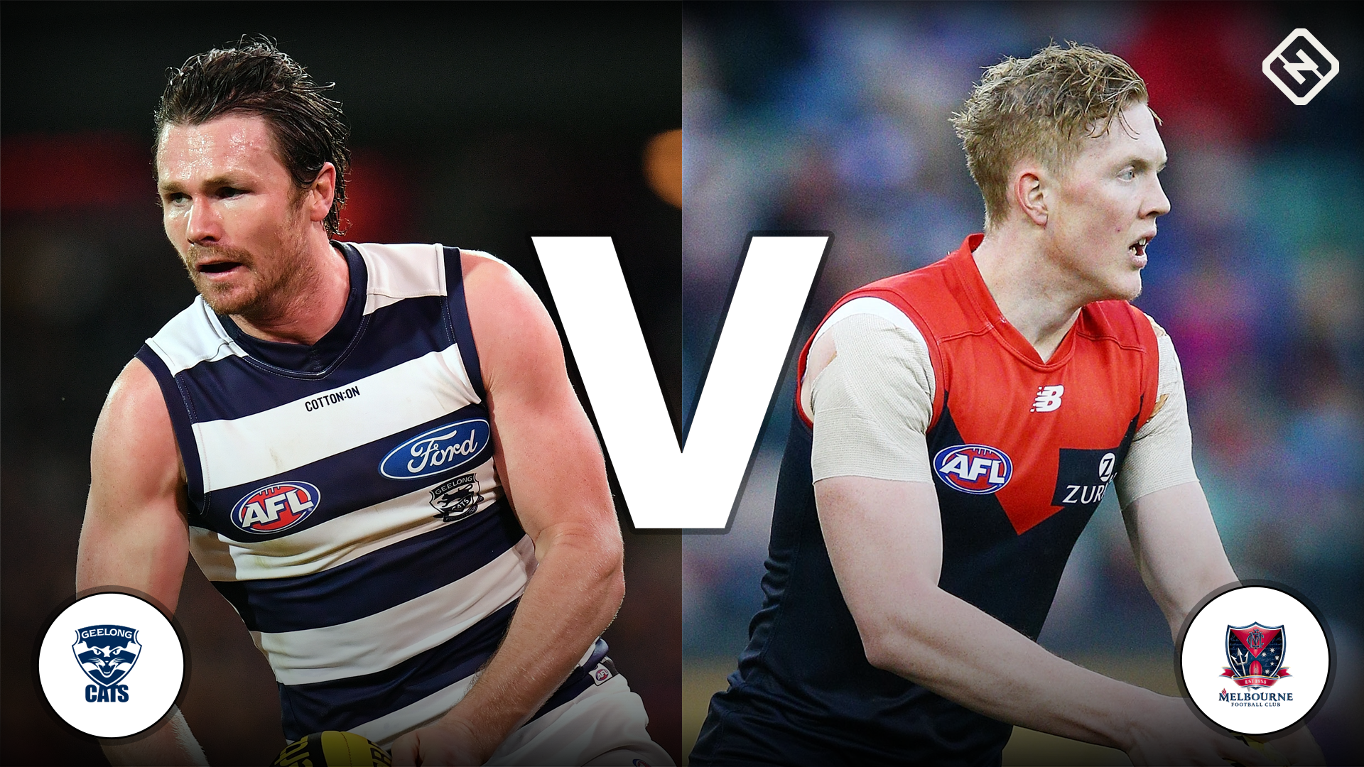 Geelong Cats V Melbourne Demons Full Preview Teams Odds And How To Watch Saturday Night S Afl Action Sporting News Australia