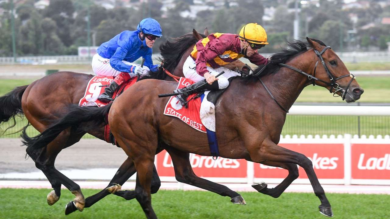 State of Rest wins Cox Plate 2021