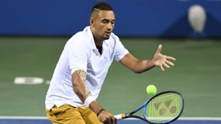 Nick Kyrgios Washington Open