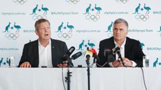 AOC Olympics presser