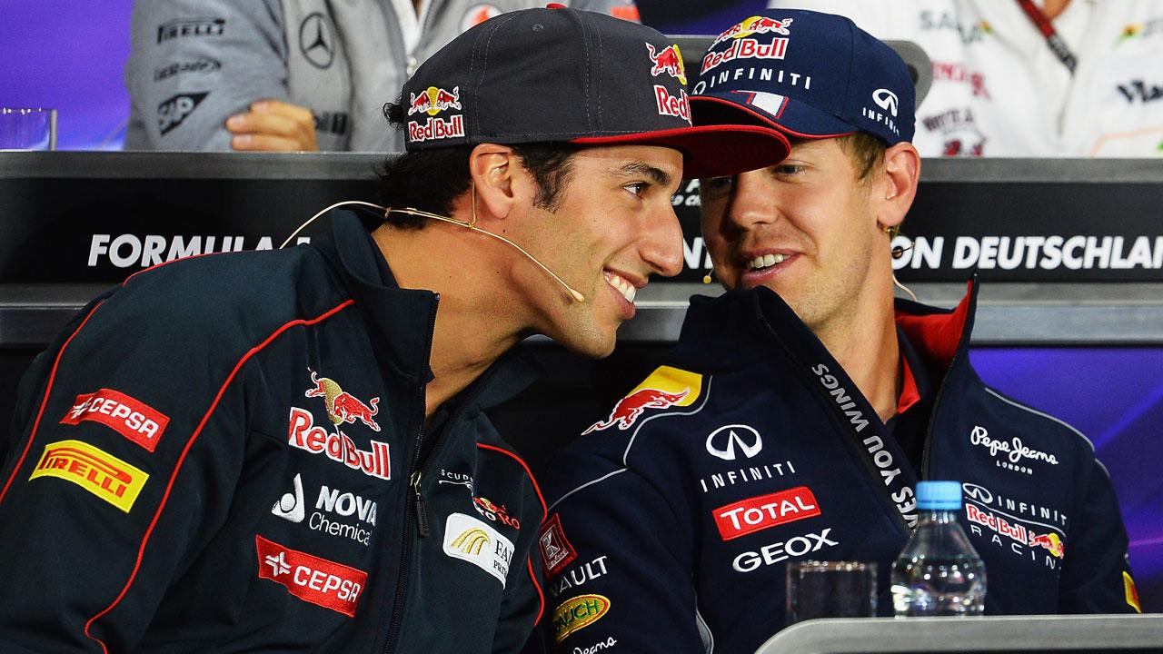 Red Bull's new order: Daniel Ricciardo leaving Sebastian ...