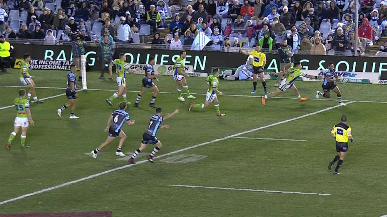 #nrl touch judge
