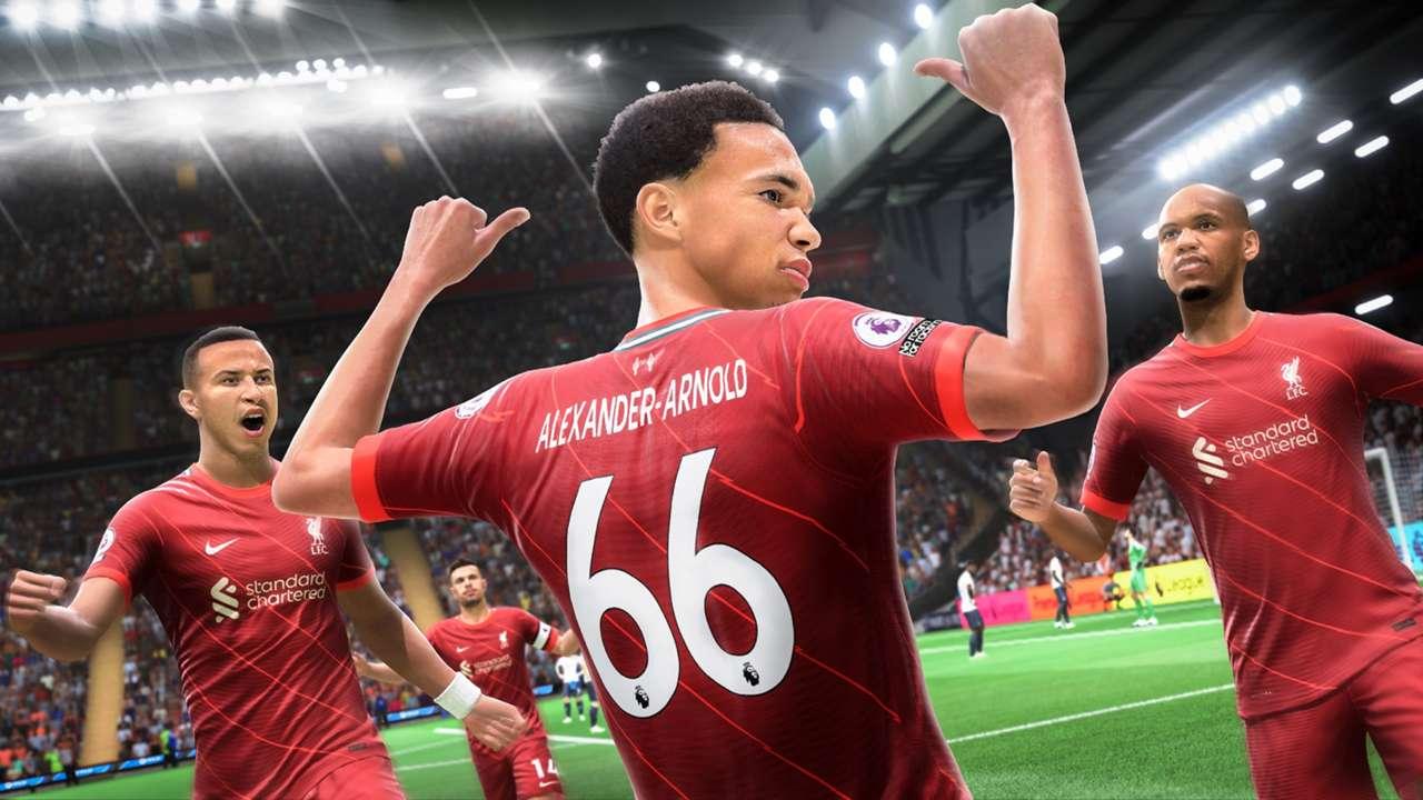 Trent Alexander-Arnold FIFA 22