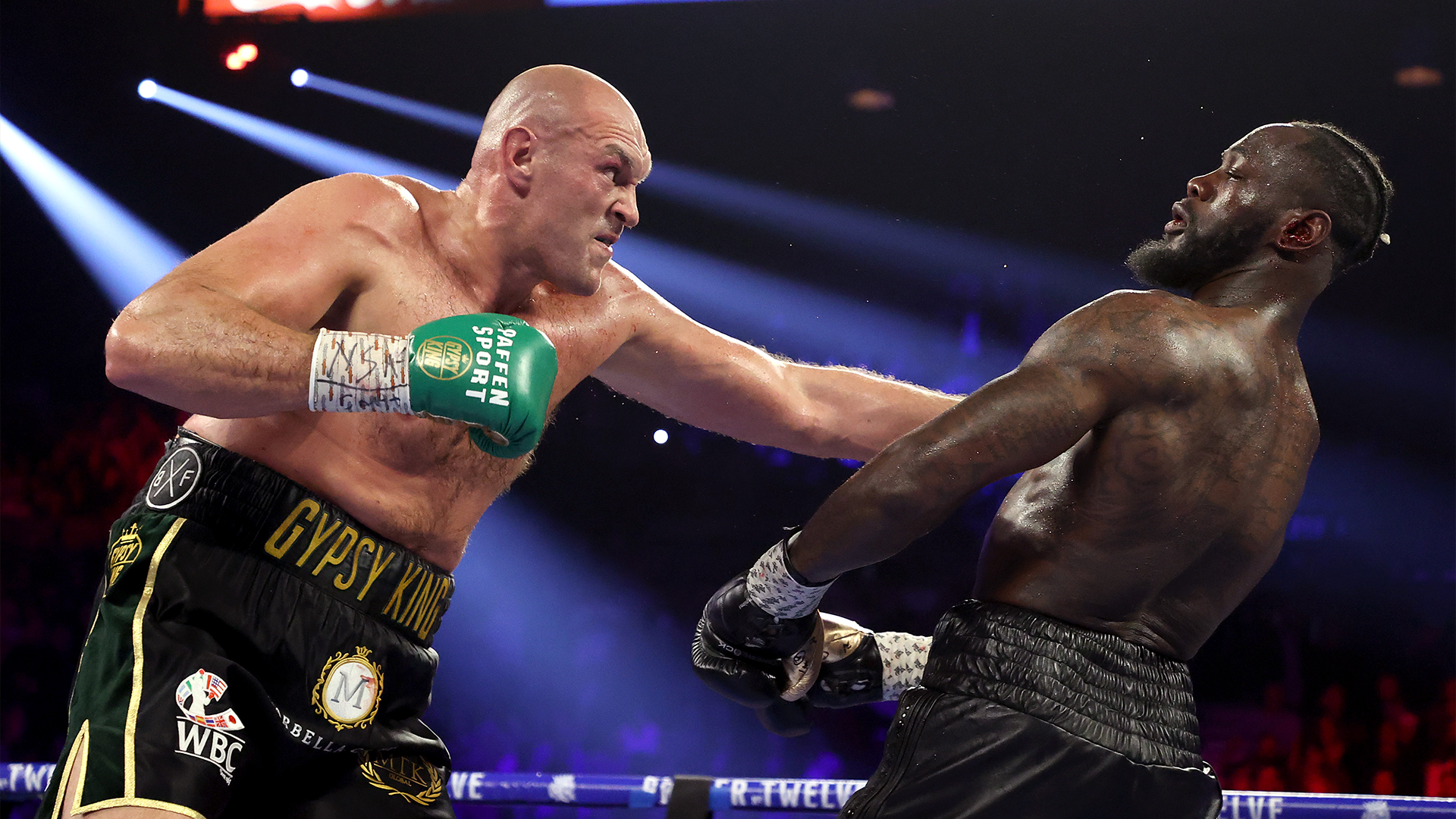 Tyson Fury vs Deontay Wilder 2: Tyson Fury secures emphatic ...