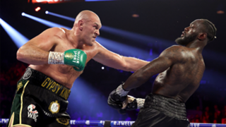 tyson fury win wilder