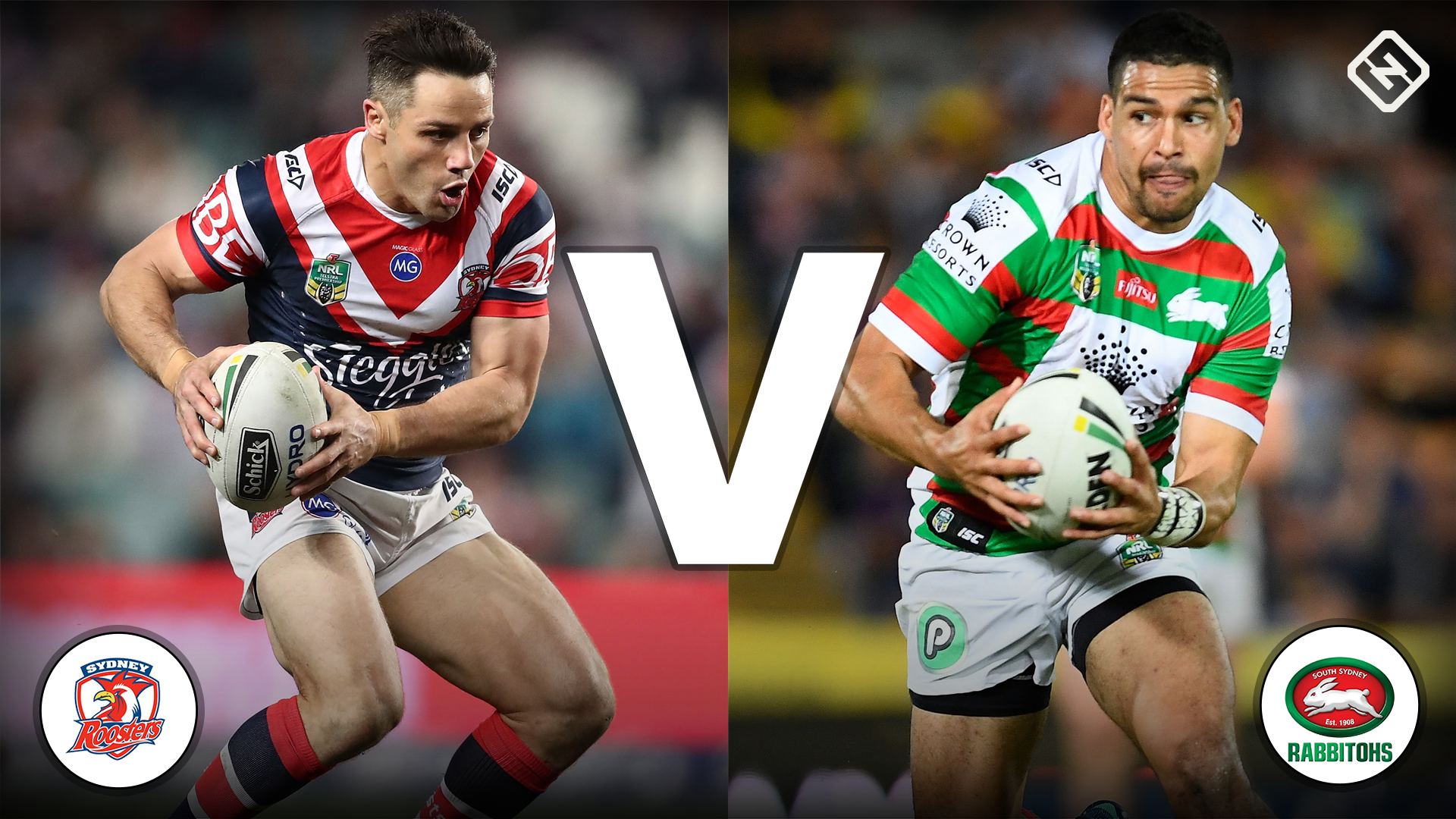 South Sydney Rabbitohs V Sydney Roosters Team Lists Odds Tickets And Tv Channel Sporting News Australia