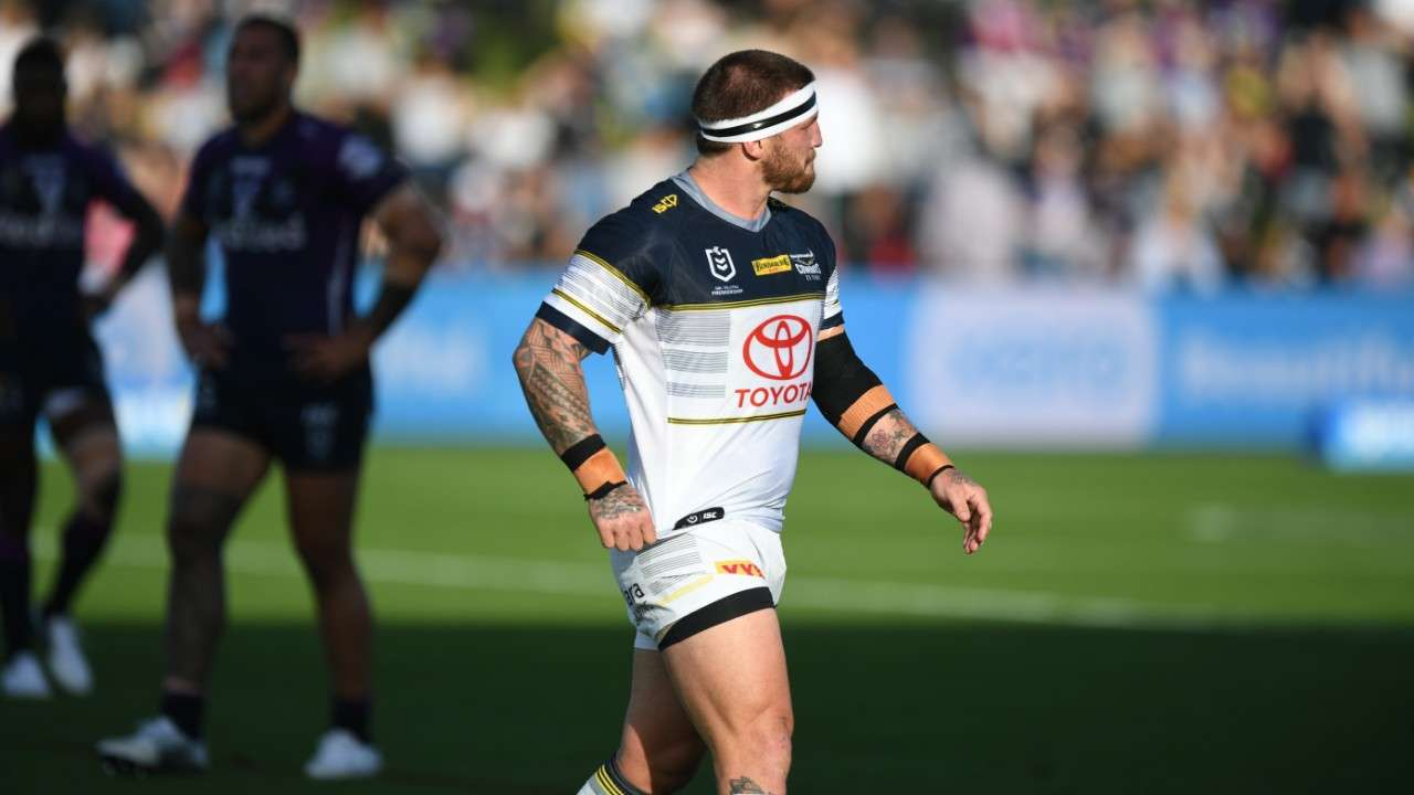 Josh McGuire North Queensland Cowboys