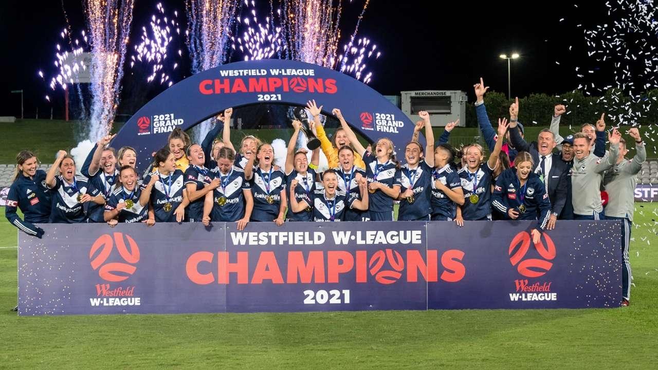 W-League Grand Final 2020-21