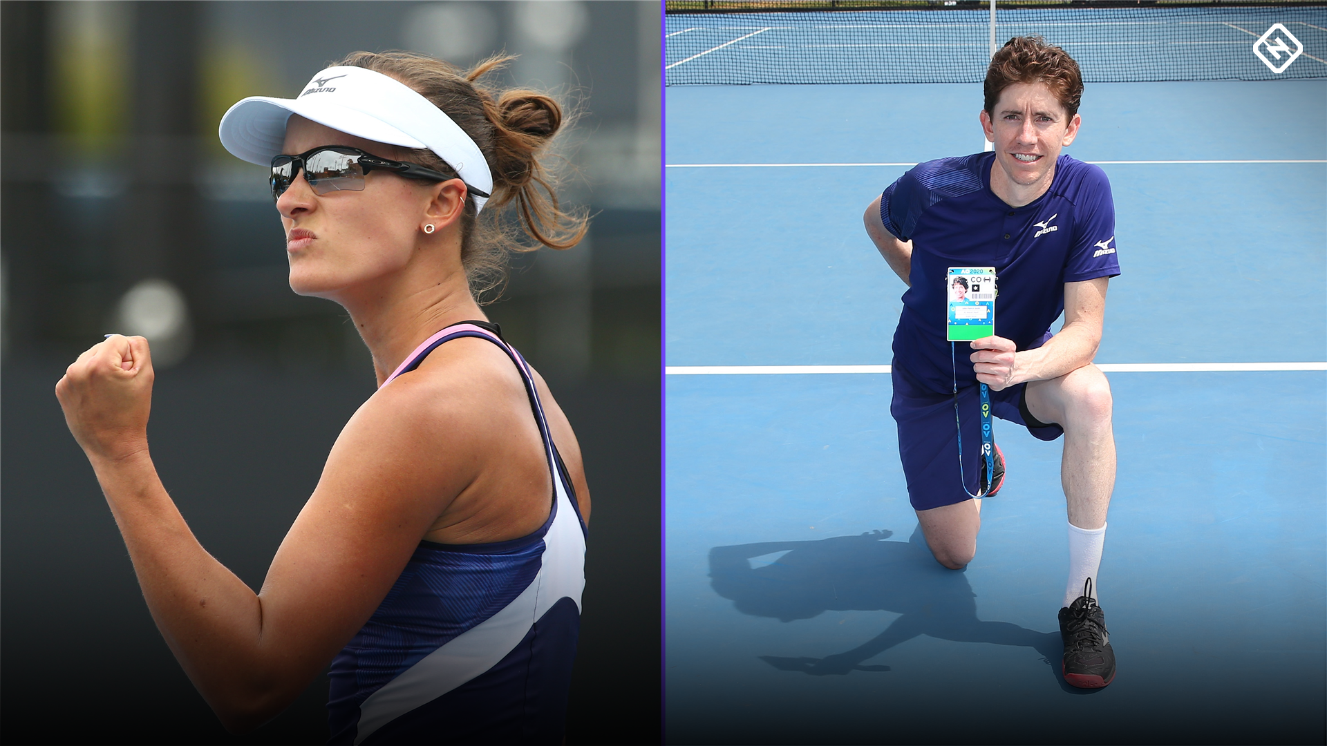 Australian Open: Arina Rodionova and John-Patrick Smith secure Australian Open wildcards