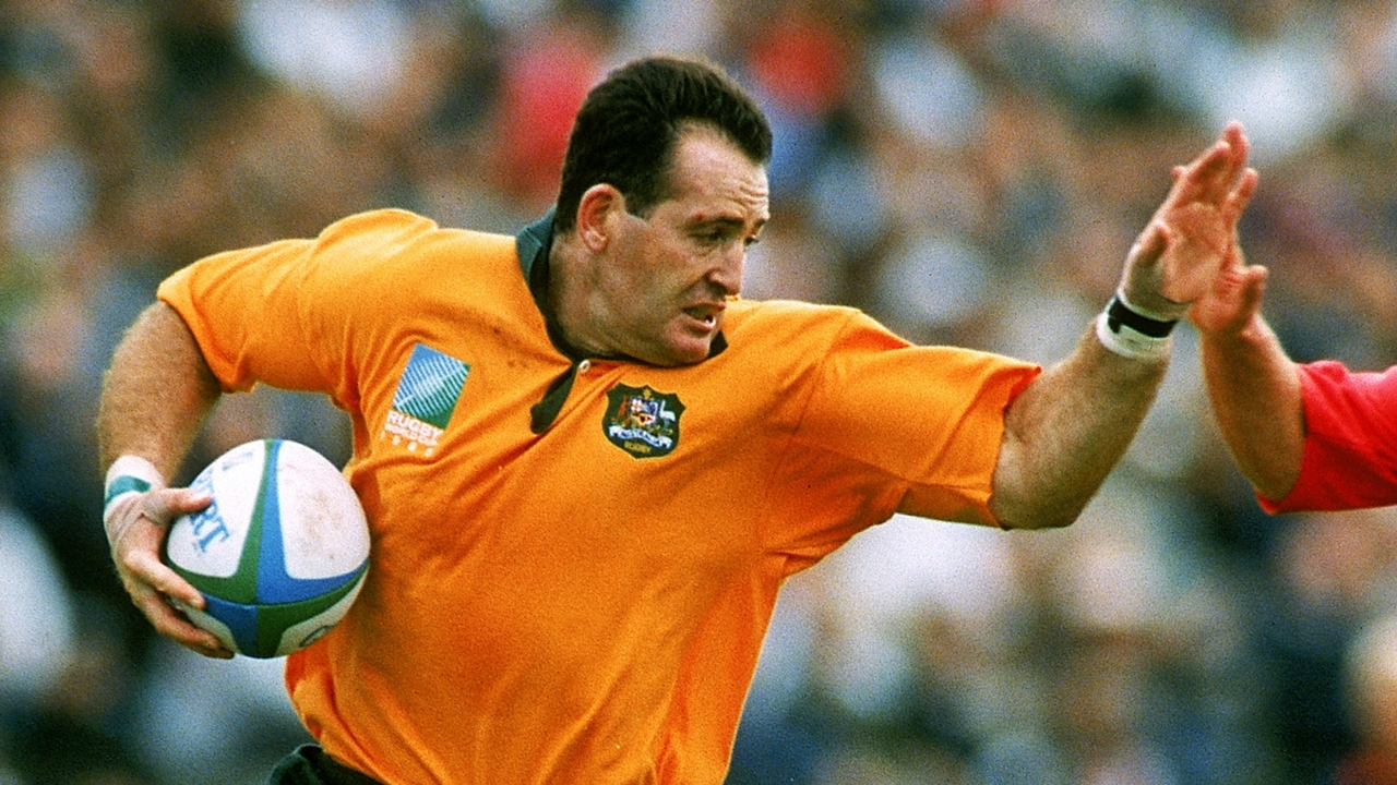 David Campese throws his hat in the ring for Waratahs coaching gig |  Sporting News Australia