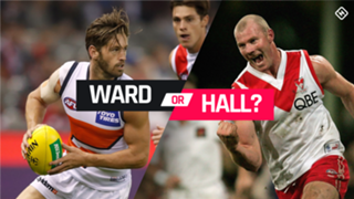 Callan Ward or Barry Hall pick 19