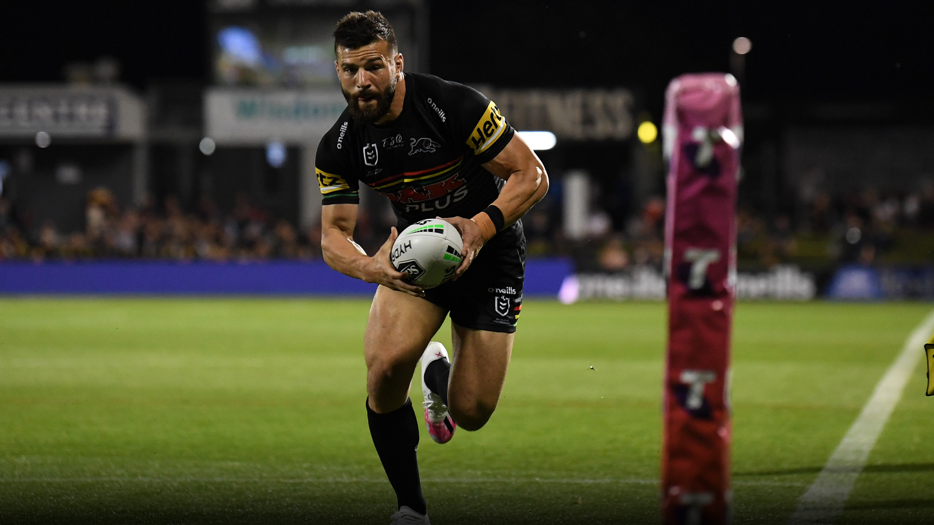 NRL 2020: Panthers winger Josh Mansour reportedly set to ...