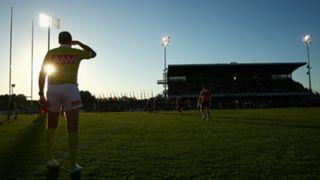 #Campbelltown Stadium