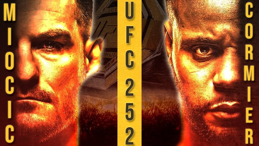 Ufc 252 Results Highlights And Updates For Stipe Miocic And Daniel Cormier S Trilogy Fight Sporting News Australia
