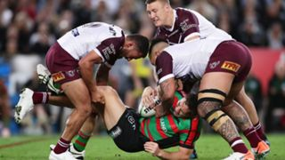 Manly Sea Eagles South Sydney Rabbitohs