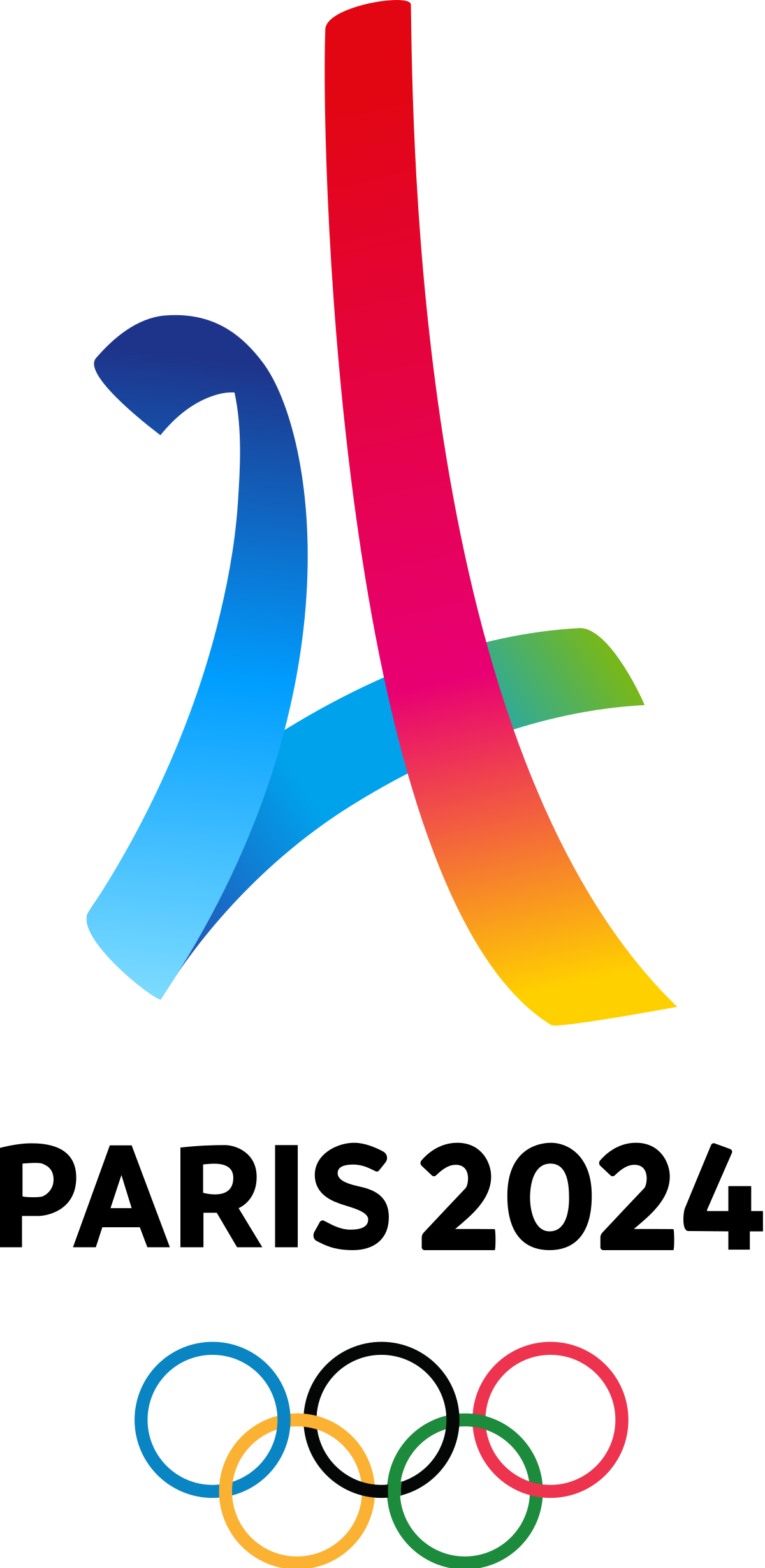 The Paris 2024 Olympics logo has been released and ...