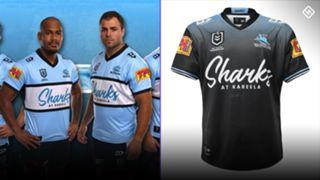 Sharks 2021 jerseys