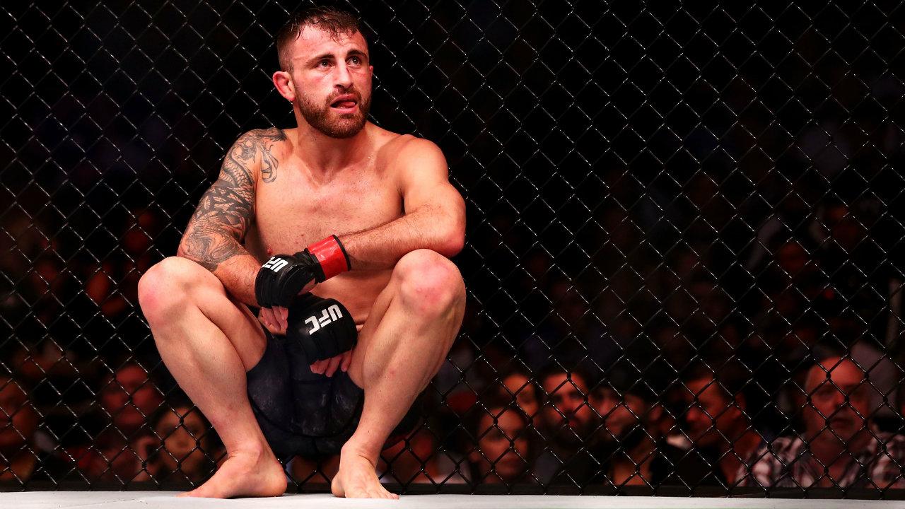 UFC 251 - Alex Volkanovski: The Road to the Title - Pt 2