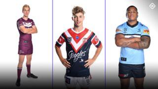 NRL 2021 rookies