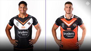 Tigers 2021 jerseys