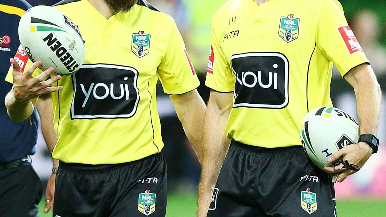 #nrl referees