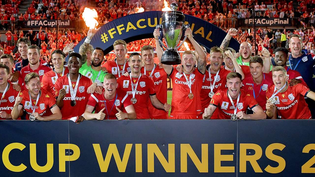 Adelaide United FFA Cup