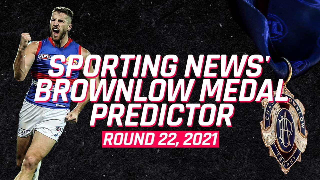 AFL Brownlow Round 22
