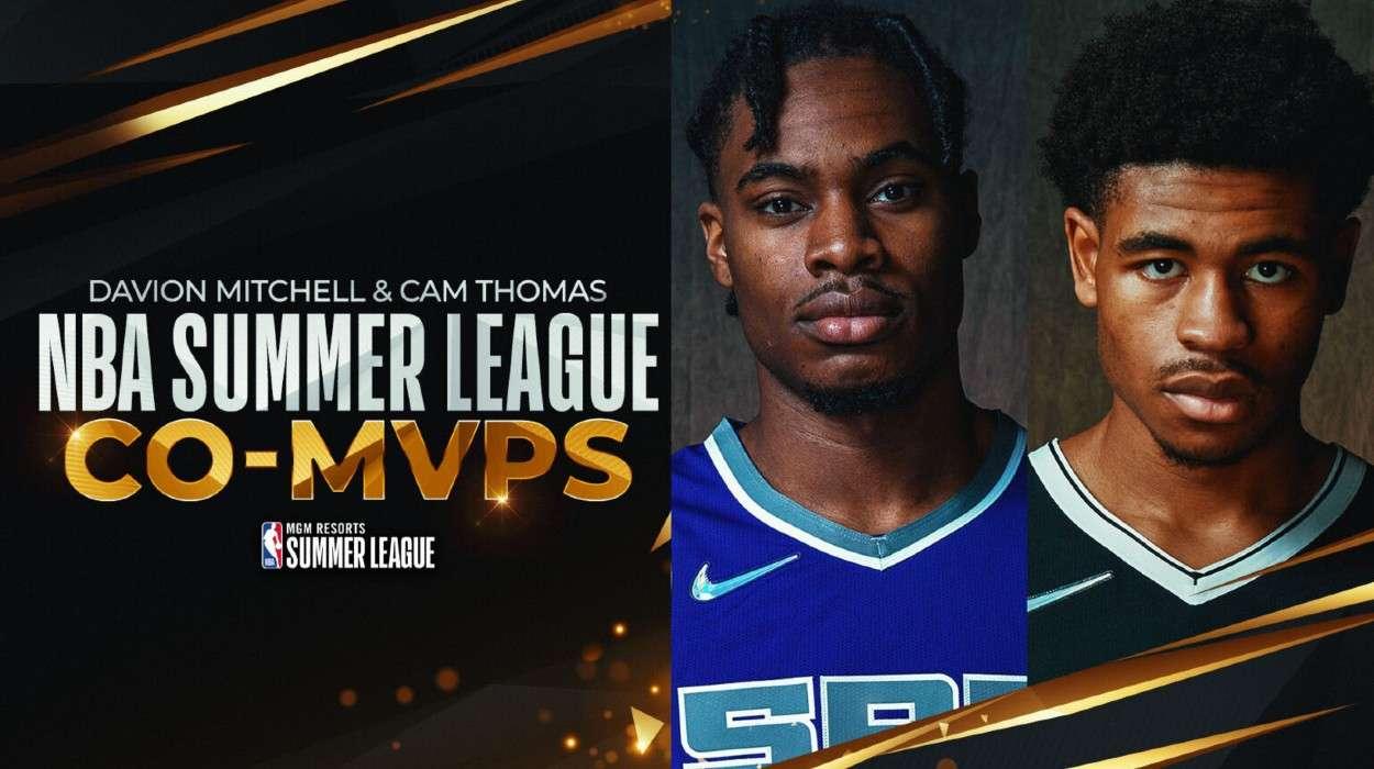 Sacramento Kings Davion Mitchell Brooklyn Nets Cam Thomas