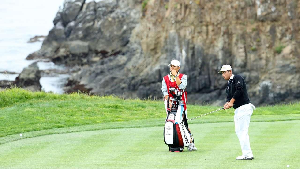 松山英樹, 全米オープン, ゴルフ
