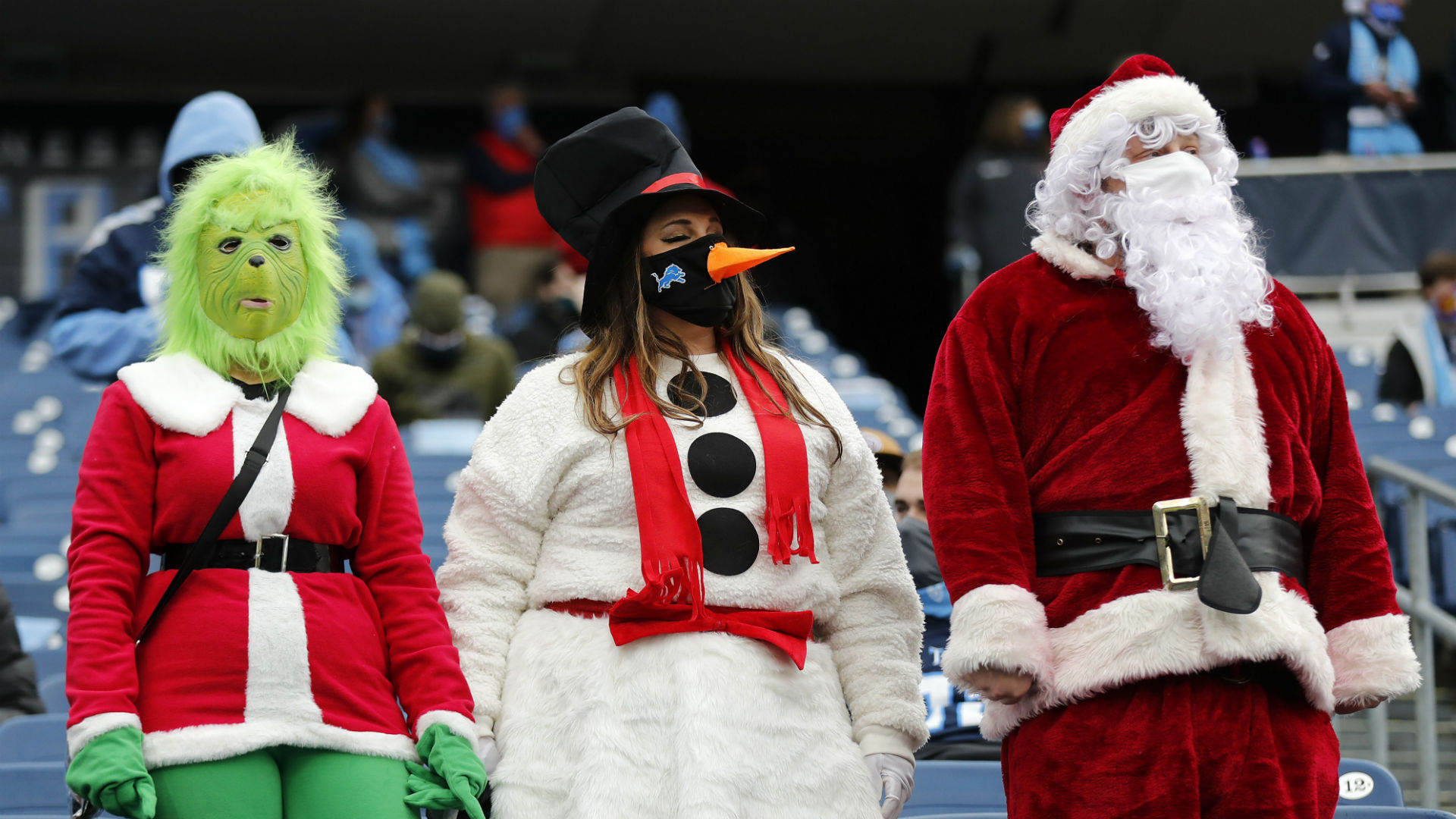 Who Is Playing On Christmas 2021 Nfl Why Is The Nfl Playing On Christmas History More To Know About Rare Dec 25 Football Games Sporting News