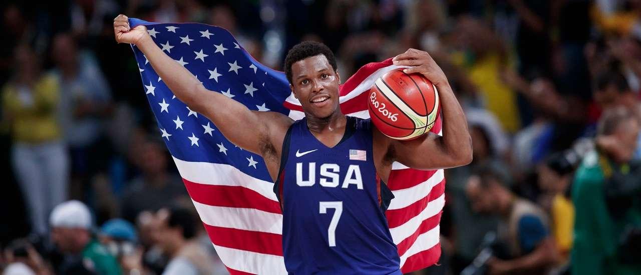 Kyle Lowry USA FIBA