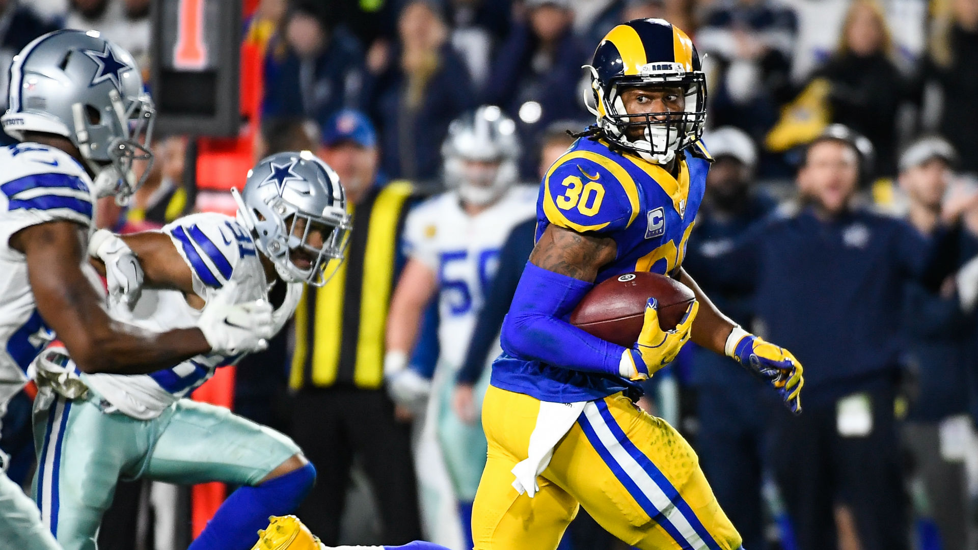 NFL picks, predictions against spread for Week 15: Rams top Cowboys; Steelers stuff Bills; Texans upset Titans